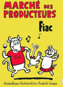 Marché des producteurs de Fiac